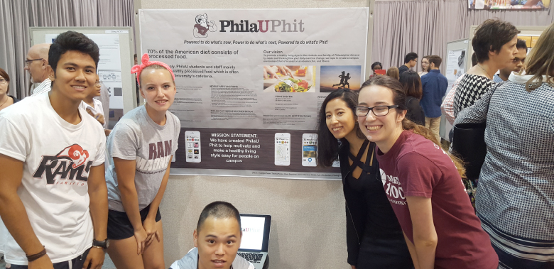 Bridge Students at Philadelphia University Collaborate on Nexus Maximus Project